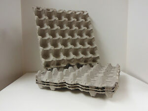 140 Pack Of 30 Count Egg Cartons Paper Trays Flats Crafts Crickets