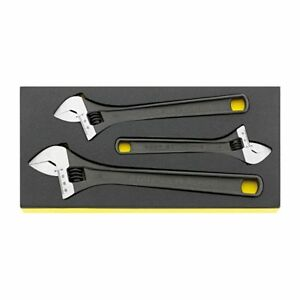 Stahlwille 96838765 Adjustable Wrench Set Tcs 4026 3 3pcs