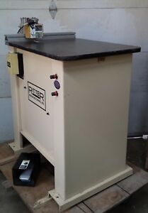 Ritter R220t Double Spindle Pocket Hole Machine Single Phase 115v made