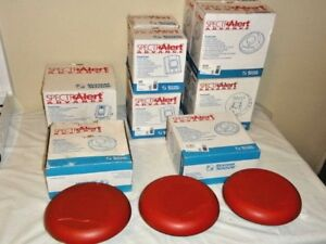 Lot Of 15 Spectralert Advance System Assorted Components