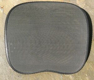 Mirra Oem Herman Miller Front Seat Graphite Mesh Replacement Parts