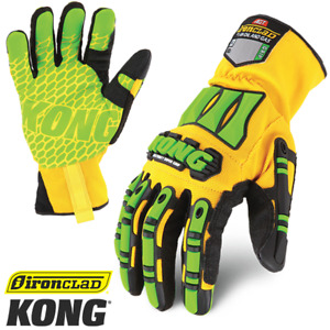 Ironclad Kong Dexterity Super Grip Gloves 12 Pack