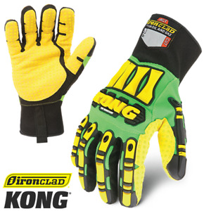 Ironclad Kong Cut Resistant Gloves 12 Pack
