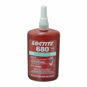 Loctite 250 Ml 680 High Strength Retaining Compound