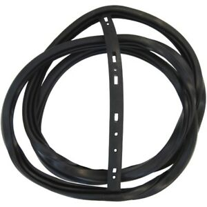 1940 1948 Plymouth Special Deluxe Car Windshield Gasket Seal Steele Rubber New