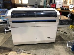 Roche Cobas Integra 800 Chemistry Analyzer 2 Laboratory Equipment Lab