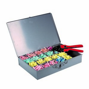 706 Pc Heat Shrink Kit With Tool
