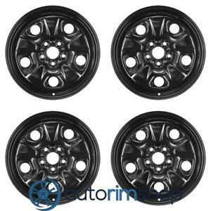 Chevrolet Camaro 2010 2011 18 Factory Oem Wheels Rims Set