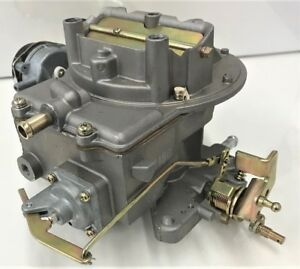 New Jeep 2 Barrel Carburetor Fits 78 80 304 360 Eng With An Electric Choke