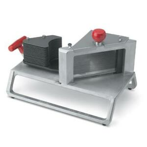 Vollrath 15202 Instaslice Tomato Slicer 7 32 In Straight Blades