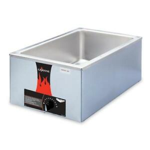 Vollrath 72000 Cayenne Full Size Countertop Food Warmer