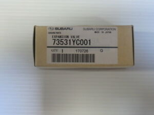 2010 2016 Subaru Forester Air Conditioner Expansion Valve New Oem 73531yc001