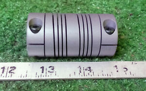 1 New Helical Mcac125 16 12 Flexible Shaft Coupling make Offer