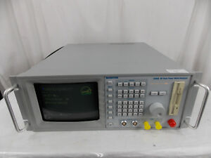 Boonton 4500a Rf Peak Power Meter Analyzer