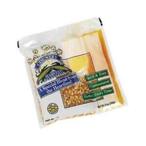Paragon 1101 Country Harvest 8 Oz Popcorn Portion Pack Mega Case
