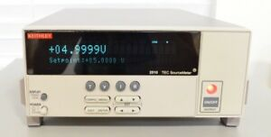 Keithley Tektronix 2510 50w Single Channel Smu Tec Sourcemeter For Liv Testing