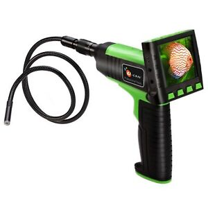 Wireless 3 5 Video Inspection Camera Borescope Snake Scope Endoscope 1m Cable