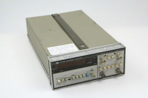 Hp 5315b Universal Counter 4
