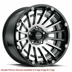 4 New 17 Wheels Rims For Avalanche Express Van 1500 Astro Van Colorado 6881