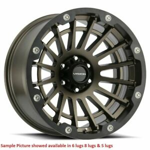 4 New 17 Wheels Rims For Chevrolet Suburban 1500 Tahoe Chevy 6887