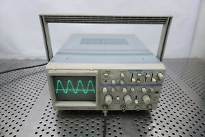 Kenwood Cs 4135 Analog Oscilloscope 40 Mhz 2 Channel