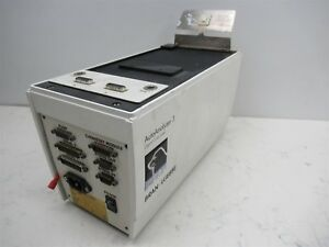 Bran Luebbe Auto Analyzer 3 Digital Colorimeter Control Module Aa3 Lab Unit