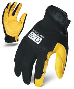 Ironclad Exo Pro Gold Gloves 12 Pack