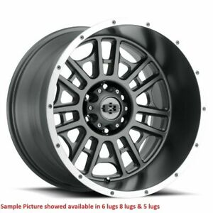4 New 20 Wheels Rims For Chevrolet Silverado 1500 K 1500 C 2500 K 2500 6893