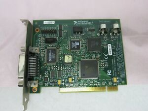 National Instruments Ni Pci Gpib Analyzer Controller Card 183617h 02
