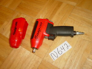 Snap on Tools 3 8 Drive Air Impact Wrench Mg325 Reversable Unit
