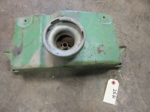 John Deere Early Styled B Radiator Top Tank B1802r Ab2824r Nos