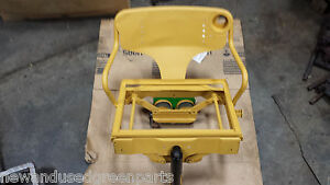 John Deere 520 530 620 630 Gas Lp Allfuel Float Ride Seat Rebuilt