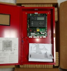 Silent Knight 5808 Fire Alarm Panel