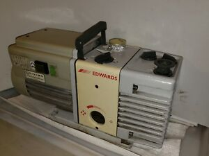 Edwards Rv5 Dual Stage Vacuum Pump