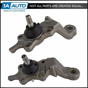 Moog Front Lower Ball Joint Lh Driver Rh Passenger Side Pair For 95 04 Tacoma