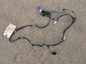 Isuzu Trooper Right Rear Door Wiring Harness 98 1998