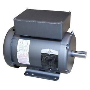 Baldor 2 Hp Single Phase Replacement Lathe Motor Metric Iec 90s 90l Made In Usa