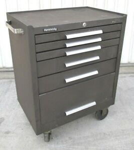 Kennedy 5 drawer Machinist s Roller Cabinet Tool Box 275 Local Pickup Only