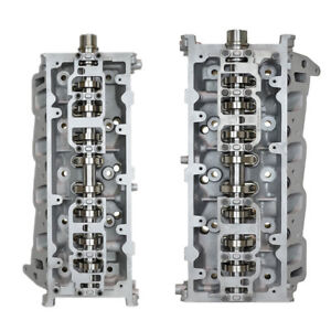 Complete Ynd Cylinder Head Fits Ford 4 6 5 4 W casting rf 2l1e loaded Pair
