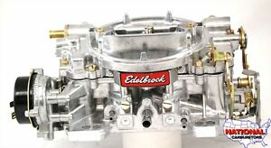 Edelbrock Remanufactured Carburetor 500 Cfm Electric Choke 1403