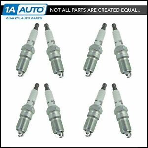 Ngk 4177 V power Engine Spark Plug Set Of 8 For Chevrolet Cadillac Pontiac Ford