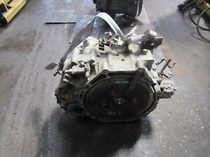 05 Honda Accord Transmission Automatic At Sedan 3 0l Vin N 5th Digit Hybrid