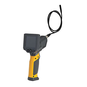 Handheld 320x240 Hd Borescope Inspection Camera With 6 Led Lights