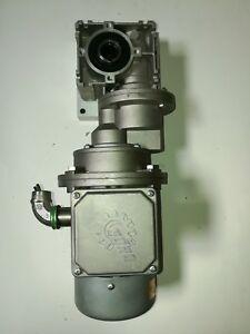 Nord Sk 63 S 4 Cus Bre5 Hl 230 460v 3 phase Motor W Gearbox