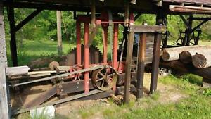Frick Model 00 Sawmill s 2 Available circle Mill forestry construction