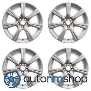 Subaru Impreza Wrx 2006 2007 17 Factory Oem Wheels Rims Set