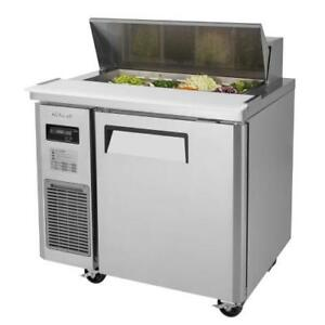 Turbo Air Jst 36 n 36 In Sandwich Prep Table