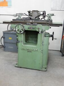 Cincinnati No 2 Tool And Cutter Grinder
