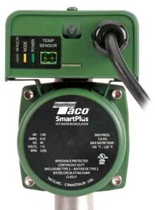 Hot Water Circulator Pump Taco 006 iqst4