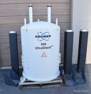Bruker 600 Ultrashield Nmr Spectrometer 600 s4 mks